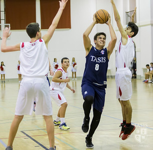 TASIS Varsity Boys Basketball vs International School of Milan
