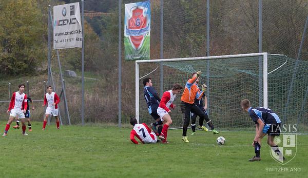 TASIS Varsity Boys Soccer vs LAZ