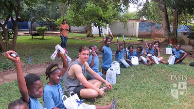Serving Southern Africa (Spring 2017)