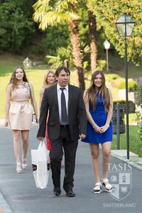 TASIS Senior Banquet 2017