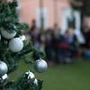 Lighting of the TASIS Christmas Tree