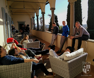 IB Second-Year Students Travel to Siena