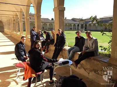 IB Mock exam - Siena, Italy
