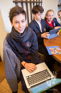 Middle School International Brunch