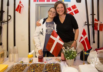 High School International Food Fair