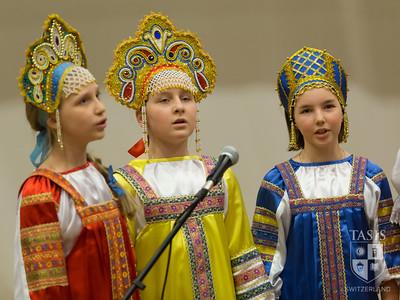 Middle School International Assembly