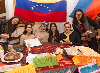 International Week Assemblies, Food Events and More!