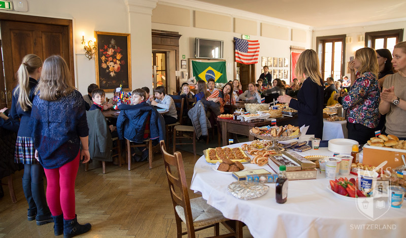 Middle School International Brunch