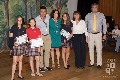 MS Spring Academic Awards 2017