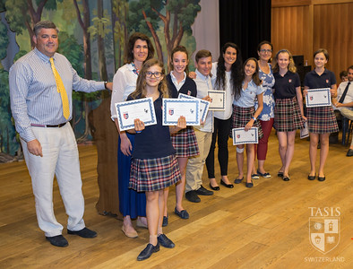MS Spring Academic Awards 2017