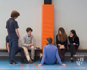 Middle School Workshops