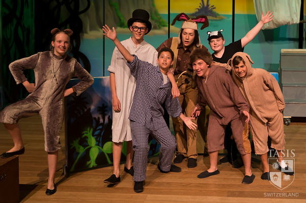 """Peter Pan Jr."" - Middle School Musical"