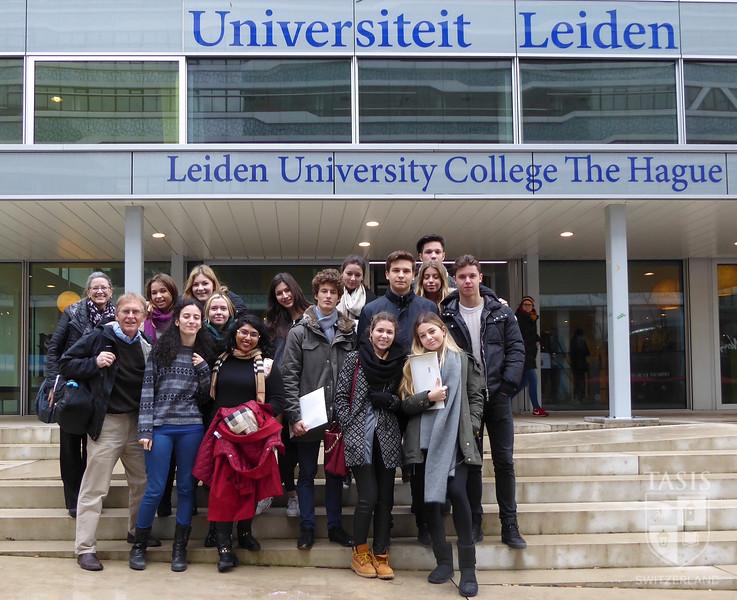 UK/Netherlands University tryip