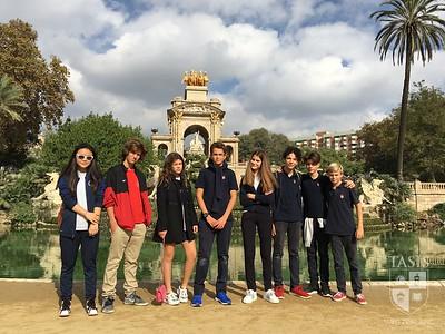 Barcelona - 8th Grade