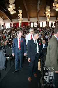 Tasis Commencement 2017