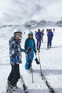 TASIS Middle School Winter Adventure in St. Moritz