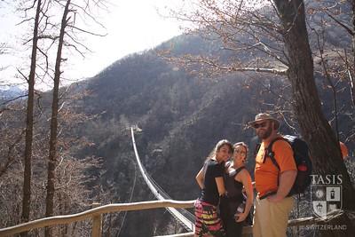Saturday Hike to the Tibetan Bridge