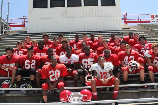 2016-2017 NE Jr Football