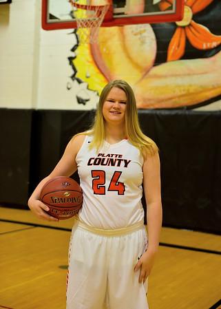 2016-2017 Platte County Girls Basketball