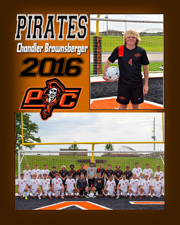 2016 Platte County Boys Soccer