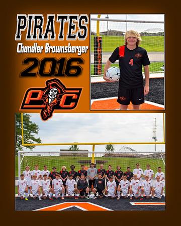 2016 Platte County Boys Soccer
