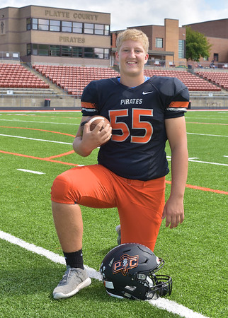 2016 Platte County Football Individuals