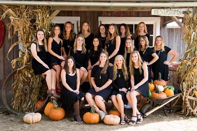 2016 Platte County Cheerleaders