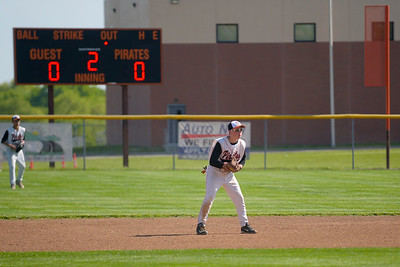 Platte County C Team Baseball vs Park Hill
