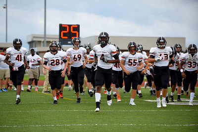 Platte County Football vs Oak Park