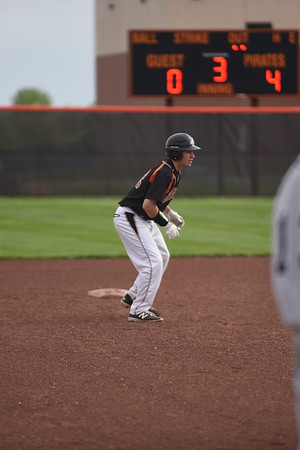 Platte County JV Baseball vs Ray Pec
