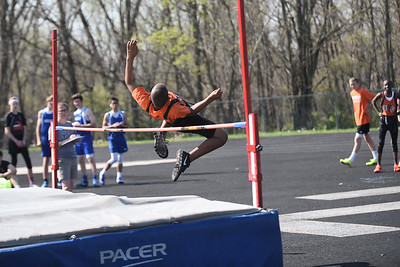 Platte County Middle School Track