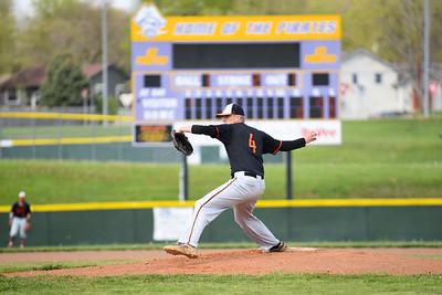 Platte County Varsity Baseball vs Belton (1)