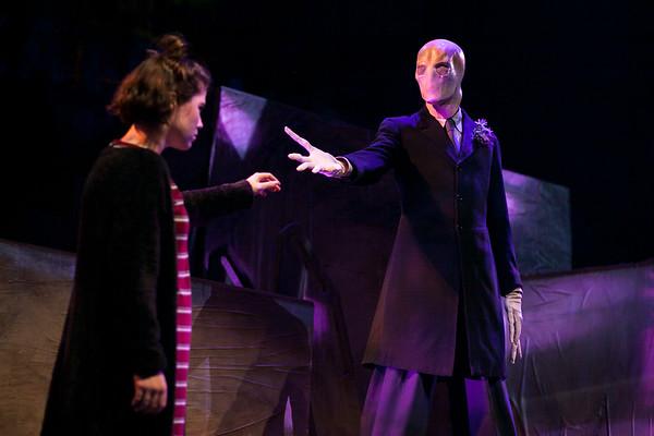UTNT (UT New Theatre) presents Gondal, Mar. 2017