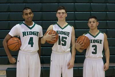 2016-2017 - Ridge Basketball