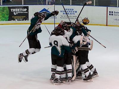 2017.3.2 - Ridge Hockey vs. Randolph