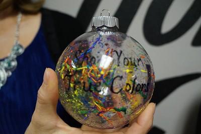 Ornament Exchange with Kim Bonnen