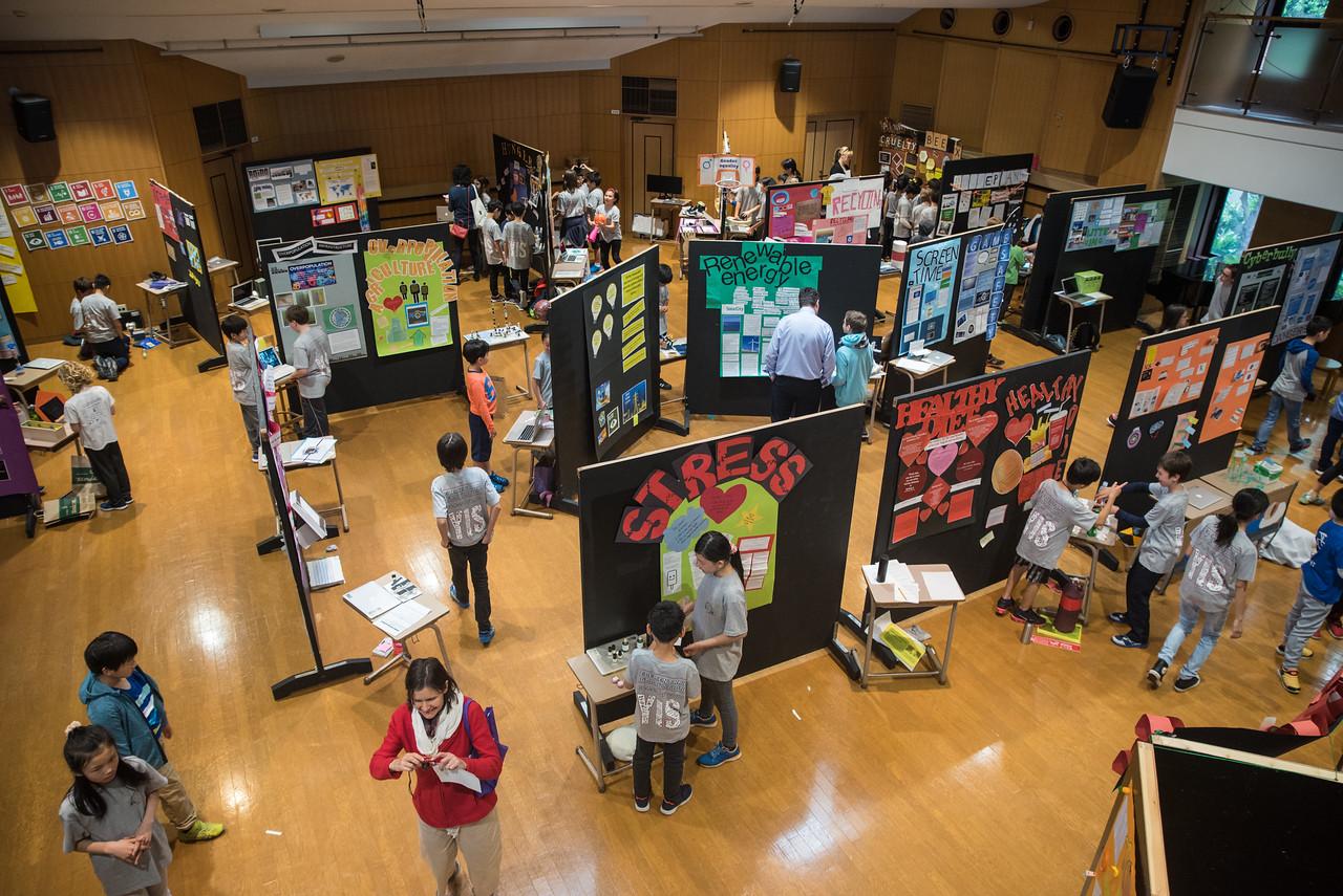 2017 Grade 5 PYP Exhibition