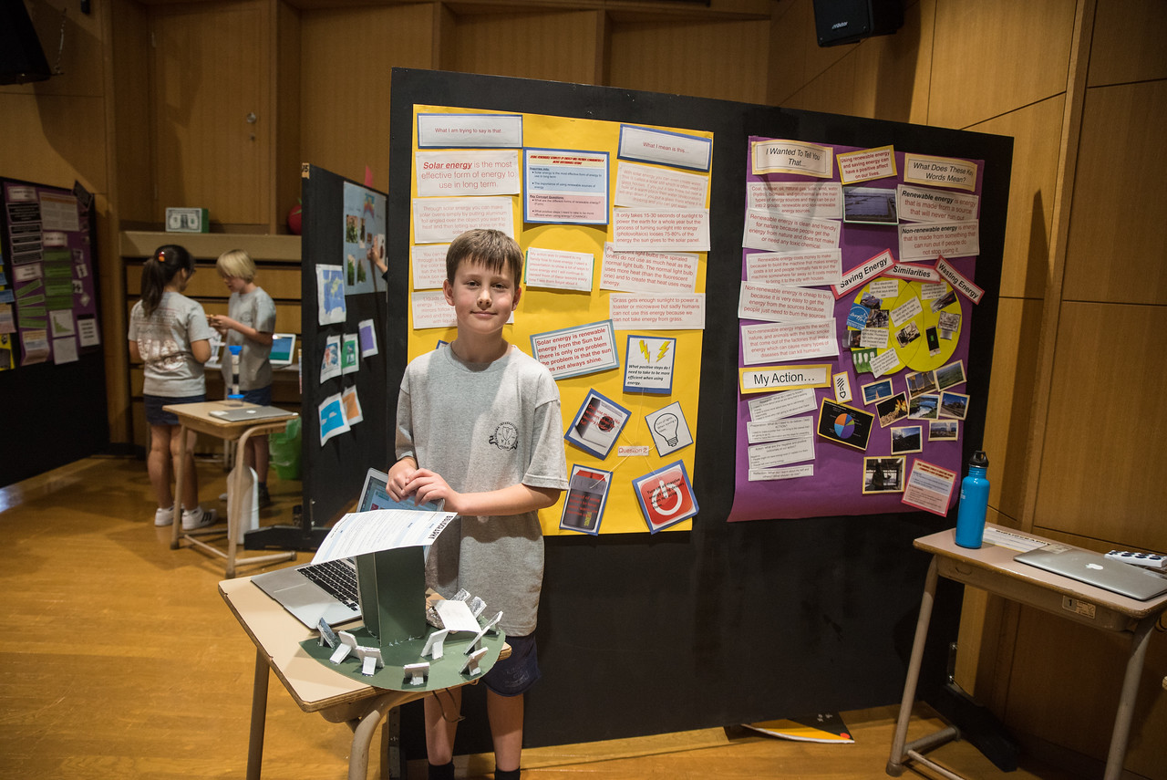2017 Grade 5 PYP Exhibition