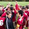 Boys Varsity Soccer 2016-2017 team huddle_1