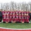 Spring 2017 girls varsity lacrosse team photo