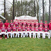 Spring 2017 varsity baseball team photo