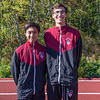 Boys Cross Country Captains 2016