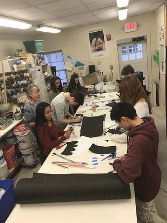 Ceramics and Math Collaboration 2017