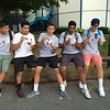 2016 unity days class of 2018 Max Lee, Joshua Monroy, Domingo Gonzalez, Rohan Chaturvedi, Jared Rapoza 2