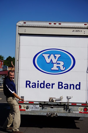 New Band Truck