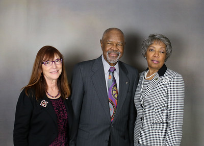 SNMA at VCOM hosts William G. Anderson & Ms. Andrea Mickle