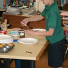 Grade 5 learns the importance of  proper procedure in Science the tasty way:  Decorating cupcakes. The students wrote  step-by-step instructions. Then they followed those instructions - which is why you see so many grins. It's harder than you think not to leave out vital steps.