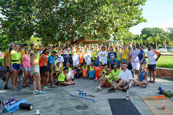 13th August & Miami Marathon Info Session!