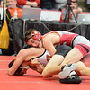 2016 Battle of Waterloo<br /> 113 - Dylan Robinson (New Hampton) over Noah Micka (Valley , West Des Moines) Fall 5:19