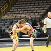2017 Combine Clash at Carver - Iowa 61 -  Nebraska 13<br /> 85 - Drake Ayala (IA) over Nate Rubino (NE) Fall 3:18